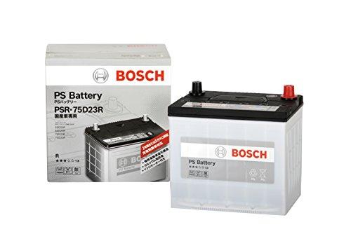 BOSCH (ボッシュ) PSバッテリー 国産 充電制御車バッテリー PSR-75D23R B018GF4RUE 1枚目