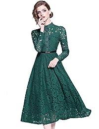 3b29971a49d3c Amazon.co.jp  3L - パーティードレス   ワンピース・ドレス  服 ...