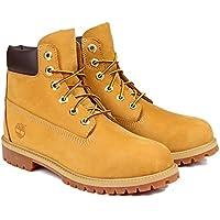[ティンバーランド] JUNIOR 6INCH WATERPROOF BOOTS 12909 ブーツ レディース ボーイズ 24.0 (国内正規品)