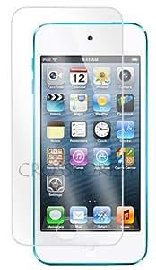 クロスフォレスト iPod touch 6(5)世代用ガラスフィルム 旭硝子製ガラス使用 樹脂製ホームボタンカバー付き ラウンドエッジ Glass Film CF-GHIPT5 液晶保護フィルム