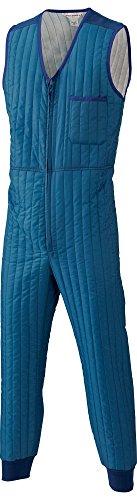 [サンディスク]SUN DISK【ツナギ服】帯電防止素材 暖かい袖なしキルトインナー 《044-2891》