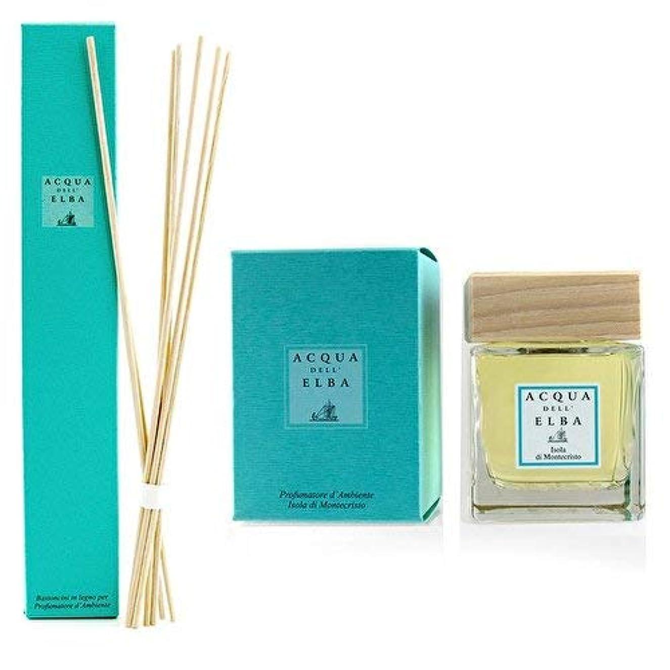 具体的に反発するミネラルアクア?デッレ?エルバ Home Fragrance Diffuser - Isola Di Montecristo 200ml/6.8oz並行輸入品