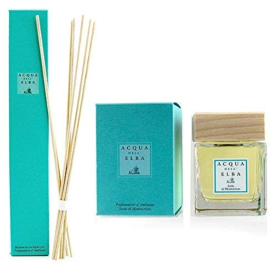 中断合金突然のアクア?デッレ?エルバ Home Fragrance Diffuser - Isola Di Montecristo 200ml/6.8oz並行輸入品