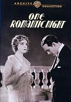 One Romantic Night [DVD] [Import]