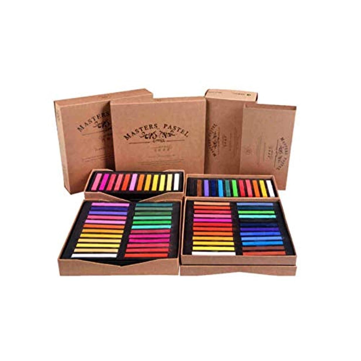 ブラザーうがい言語学Hongyunshanghang001 ペイントブラシ、安定した引き込み式のバリなし48色のペイントスティック、塗装は安定しており、揺れず、ファインポリッシュ、ファインアートペインティング、特殊パウダーブラシ(48色、17 * 17 * 5cm) 絶妙な技量 (Color : 48 colors, Size : 17*17*5cm)