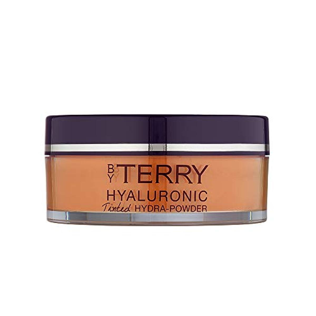と闘う天リークバイテリー Hyaluronic Tinted Hydra Care Setting Powder - # 500 Medium Dark 10g/0.35oz並行輸入品