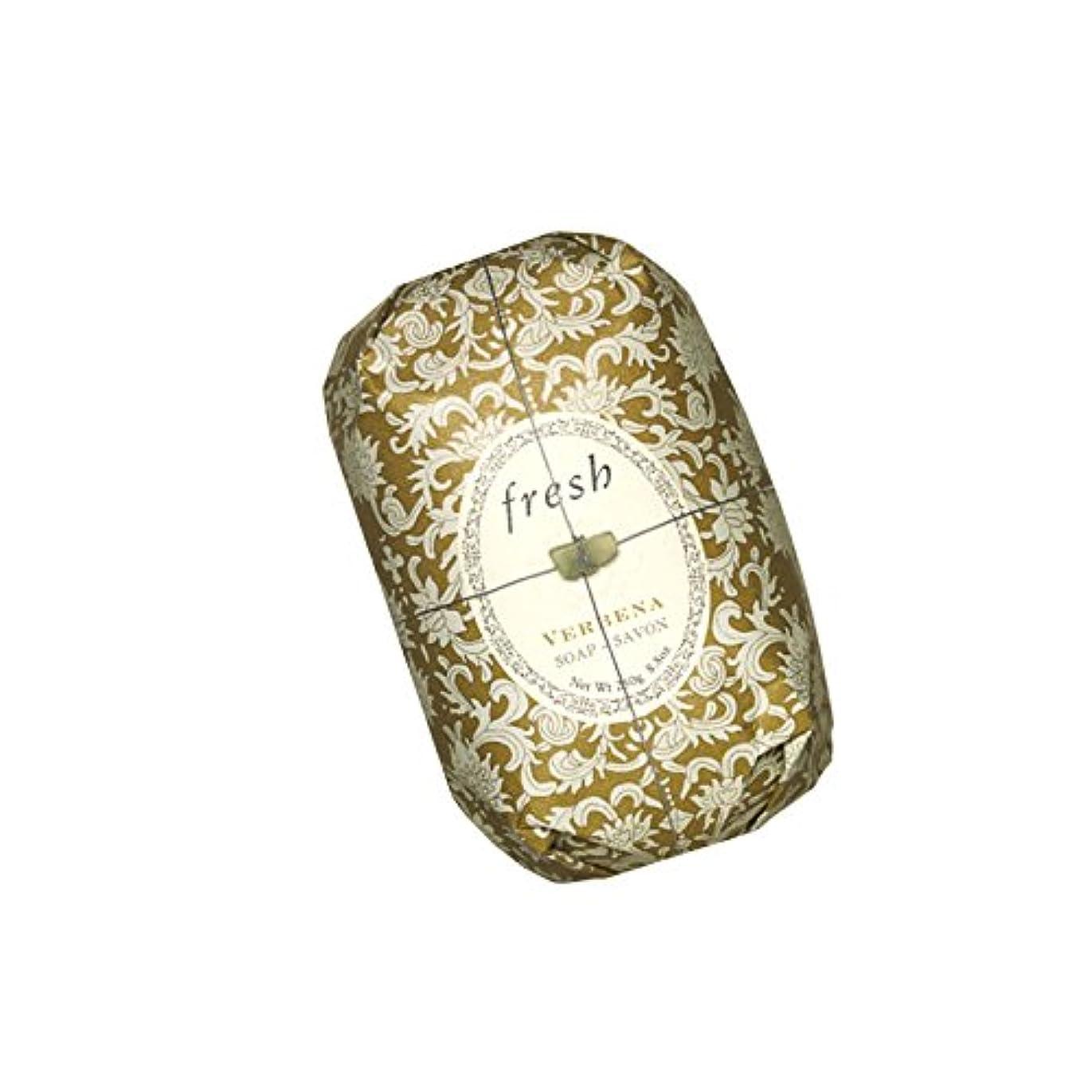 引く従事する舗装Fresh フレッシュ Verbena Soap 石鹸, 250g/8.8oz. [海外直送品] [並行輸入品]