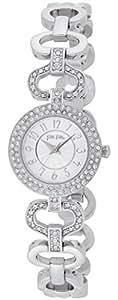 [フォリフォリ]FOLLI FOLLIE 腕時計  シルバー文字盤 WF1A046BPS レディース 【並行輸入品】