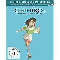 Chihiros Reise ins Zauberland - Steelbook