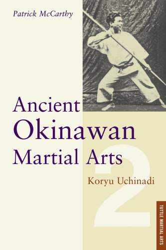 Ancient Okinawan Martial Arts Volume 2 (Tuttle Martial Arts)