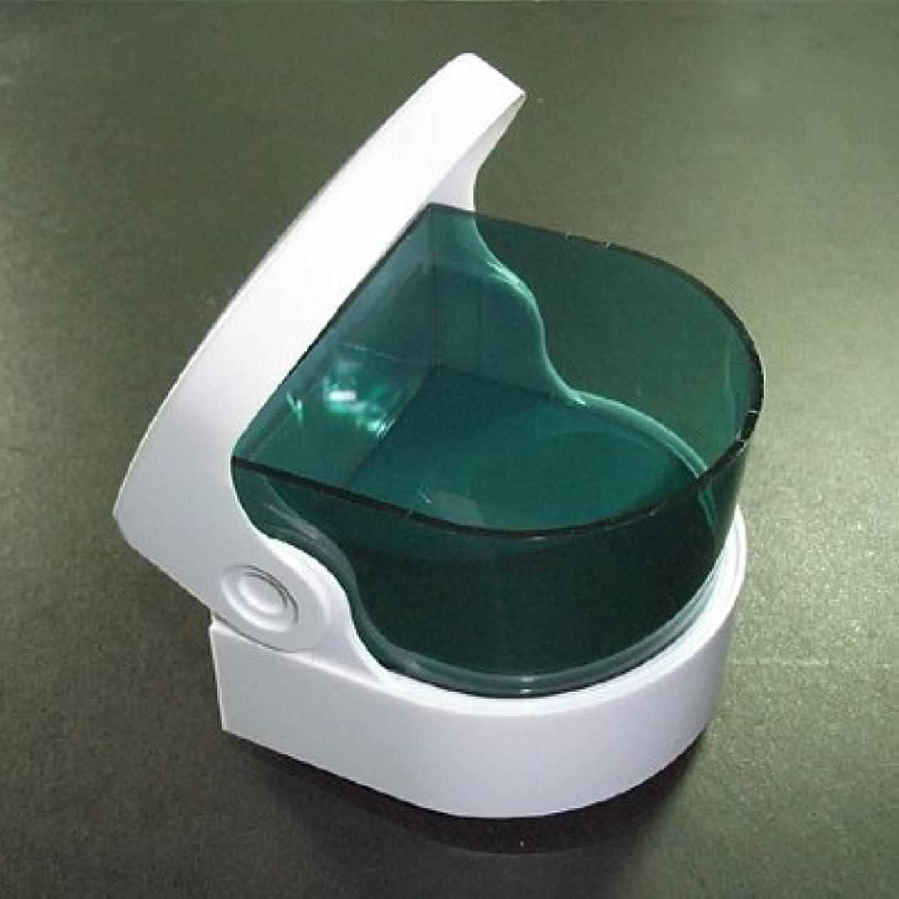 うなる顎パイント電池式 音波 洗浄器 音波振動で汚れを落とします