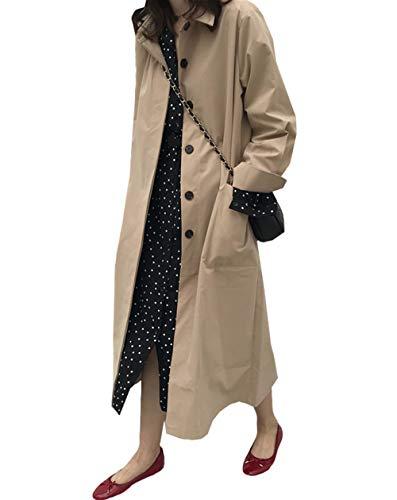 JOMISS レディースシャツブラウス 春夏コート大きいサイズ ロング丈 冷...