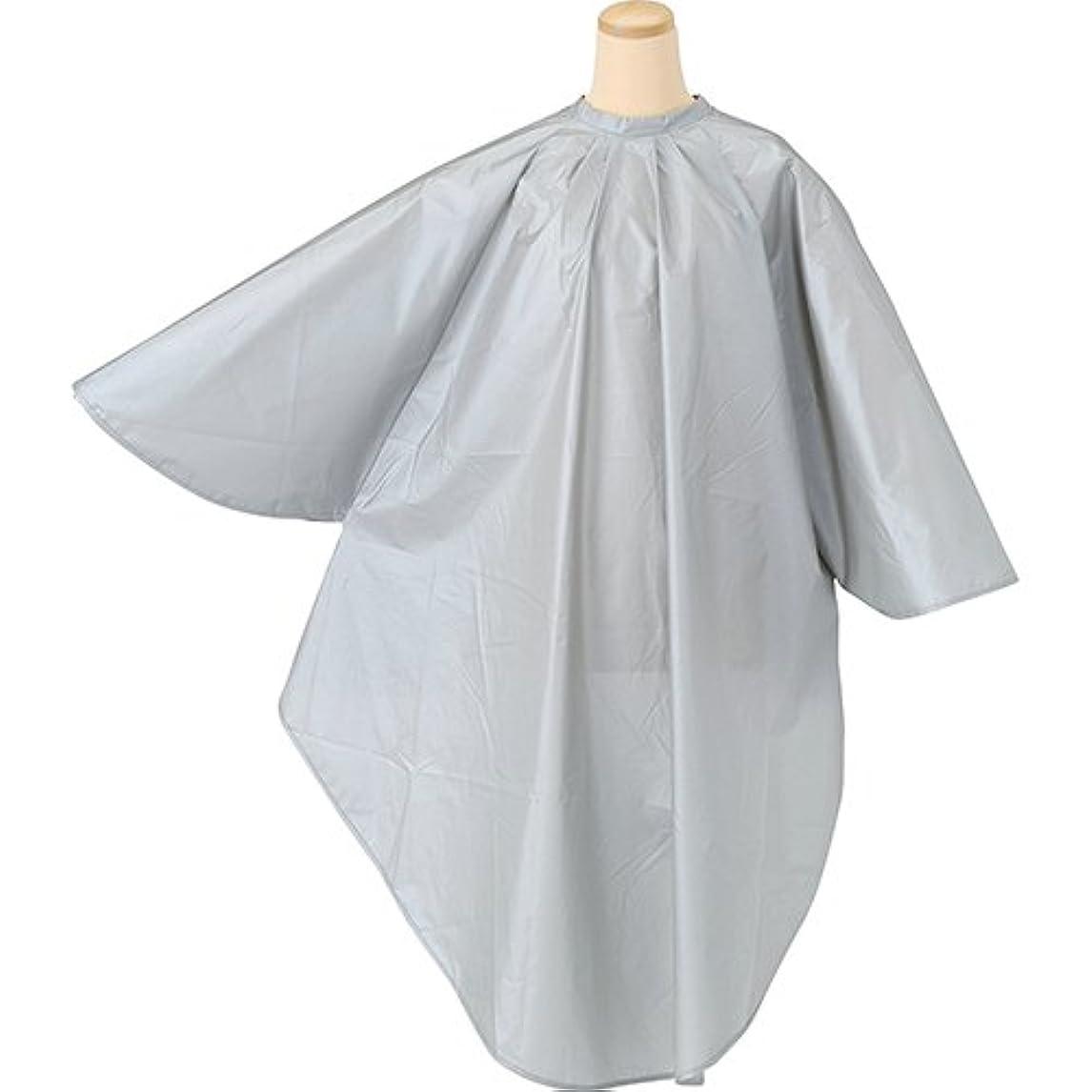 コンペ科学的日帰り旅行にTBG 袖付きカットクロスATD グレー