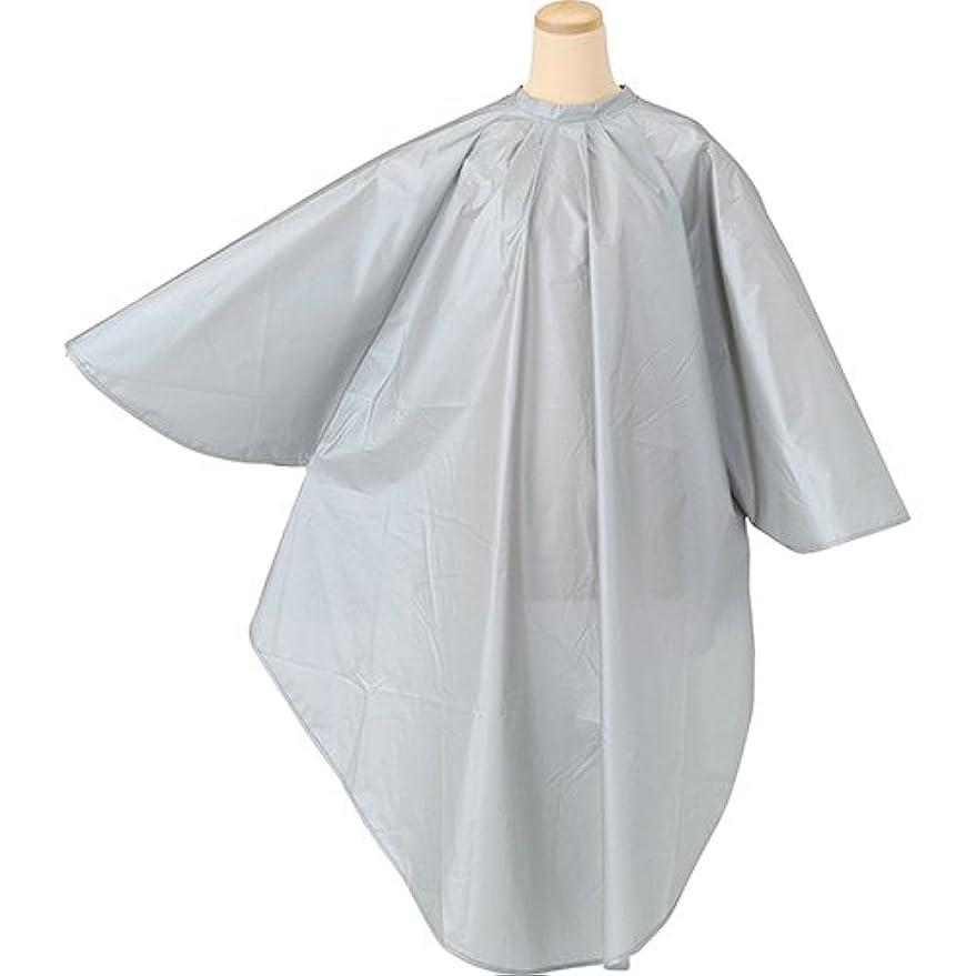 店員メールを書く修理可能TBG 袖付きカットクロスATD グレー