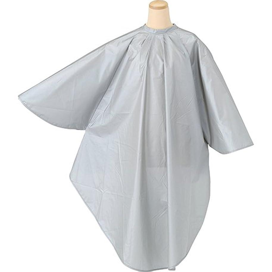 ピッチダッシュ変色するTBG 袖付きカットクロスATD グレー