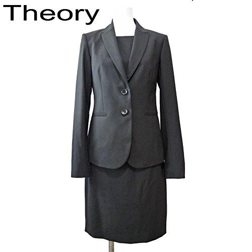 (セオリー) Theory ワンピーススーツ 黒 #0 theory  [並行輸入品]