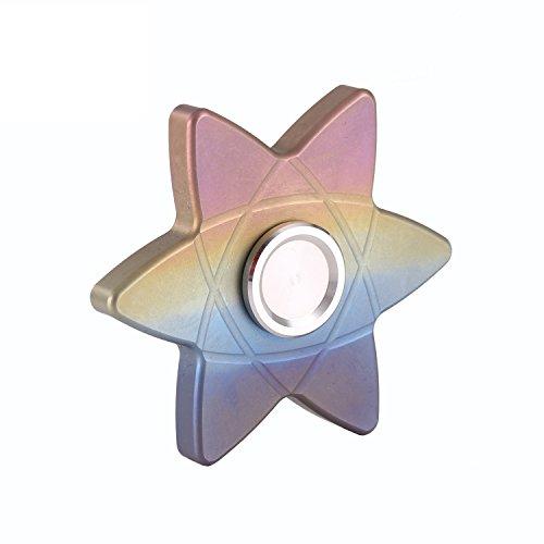 PKDREAMER ハンドスピナー 指スピナー Hand Spinner 高速回転 ウィジェット フォーカス玩具 ストレス解消 指先のこま 4〜5分平均スピン 子供大人に適用