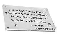 手刻印財布挿入–Happiness can be found–Harry Potter Inspired、カードサイズ