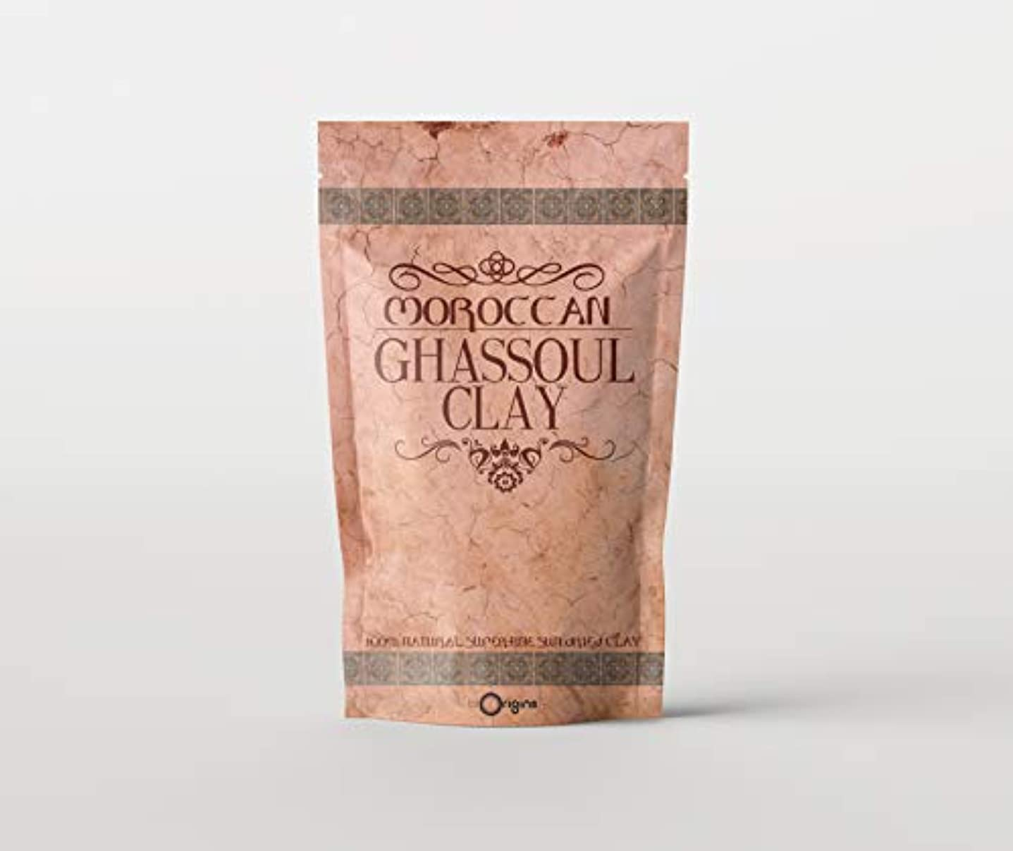 不明瞭喪人形Ghassoul (Rhassoul) Clay - 500g