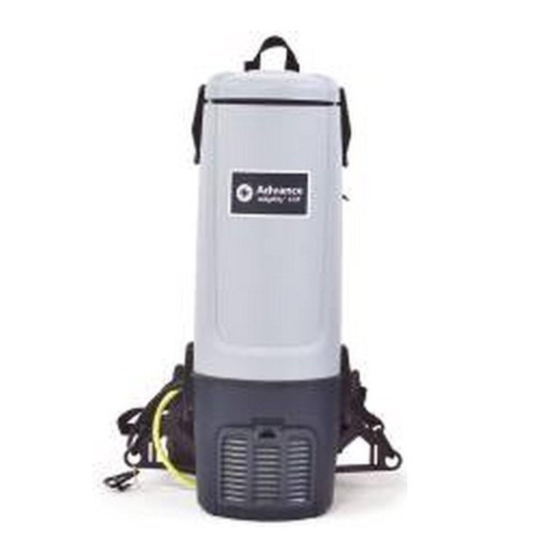 Advance 9060608010-demo Adgility 6 x Pデモバックパック掃除機