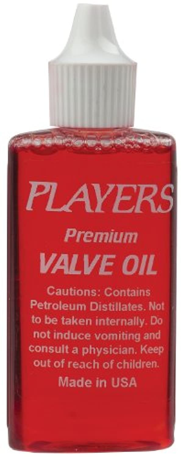 Players Products VOS Valve Oil Mixed Colours