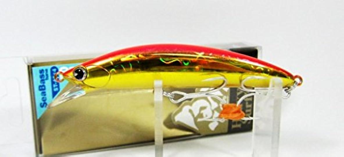 冷ややかな尽きる緊張アムズデザイン(ima) ミノー 魚道 ヘビーサーファー シーバスチューニングver 90mm 20g アカキン #X2234 232337 ルアー
