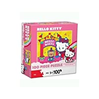 Hello Kitty 100 Piece Puzzle - Circus Clown