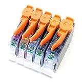 BCI-7e+9BK 5個セット 互換インクカートリッジ ICチップ付き CANON BCI-7eBK/BCI-7eM/BCI-7eC/BCI-7eYBCI-9BK MP960,MP830,MP810,MP600,MP510,MP500,MP800,MP950,iP4200,iP7500,iX5000,MP830,iP5200R,MP960,MP810,MP600,MP510,iP4300,iP3300,PIXUS:iP8600,iP8100,iP7100,iP6100D,iP4100,iP4100R,iP3100,MP900,MP770,MP790,iP9910,MP500,MP800,MP950,iP4200,iP7500,iP6600D,Pro9000,iX5000,MP830,iP5200R,MP960,MP810,MP600,MP510,iP6700D,iP4300,iP3300 画像