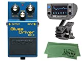 BOSS ボス - Blues Driver BD-2 + KORG AW-OTG-POLY + マークスオリジナルクロス セット