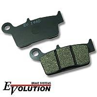 エボリューション(EVOLUTION)セミメタルブレーキパッド EV-144D KLX300R KLX400SR KX500 KLX650R