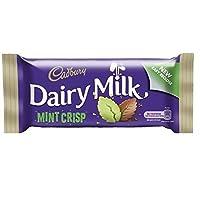 Cadbury Dairy Milk Mint Crisp Standard Bar (Irish) - 49g (Pack of 6) - キャドバリー酪農ミルクミントのさわやかな標準バー(アイルランド) - 49グラム x6 [並行輸入品]