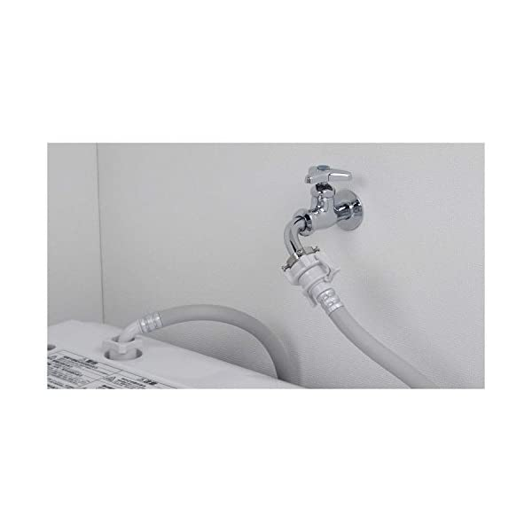 カクダイ 洗濯機用給水ホース 436-52X1...の紹介画像3