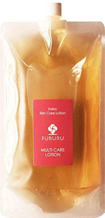 粘り強い圧縮するなぞらえるフルボ酸 FURURU マルチケア 化粧水 500ml(詰替え用)