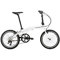DAHON(ダホン) Mu D9 アイスホワイト 2019年モデル ミューD9 20インチ 折りたたみ自転車