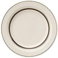 光洋陶器 カントリーサイド パン皿 16cm ダーク ブラウン 13426008