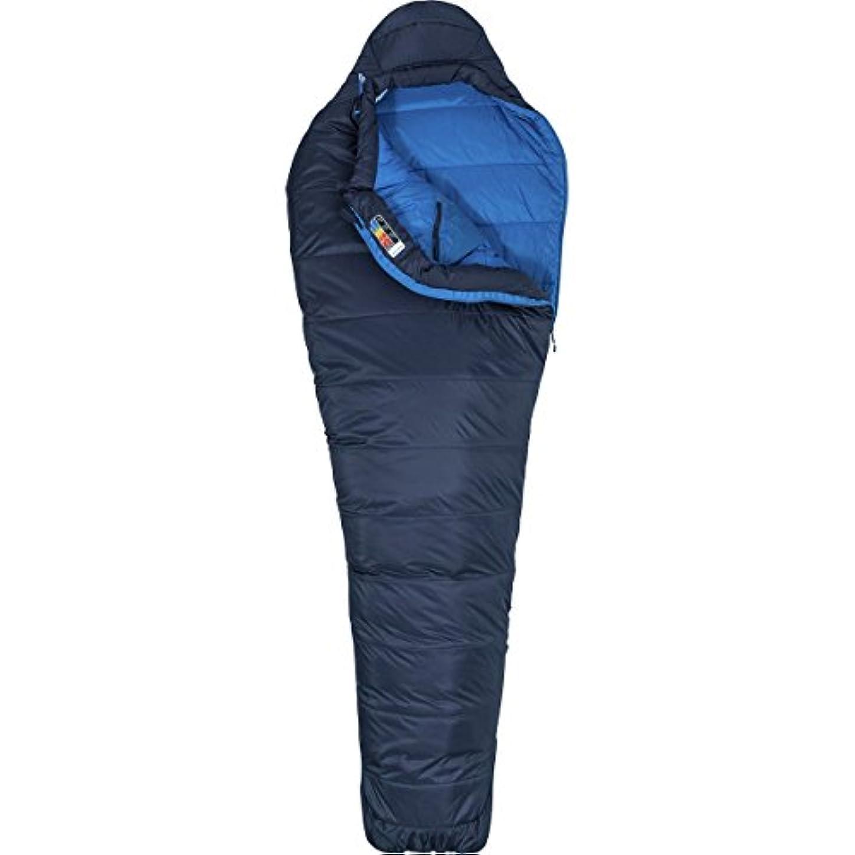 華氏固める本会議Marmot Ultra Elite 20 Sleepingバッグ、ロング、ダークスチール/Lakeside、ロング6 ft 39370 – 1662-long : 6 ' 6