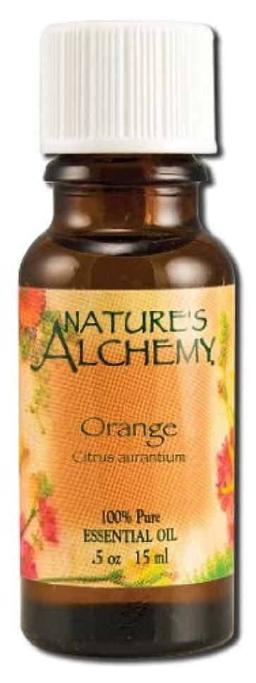 正しくカロリークスコ100% Pure Essential Oil Orange - 0.5 fl oz by Nature's Alchemy