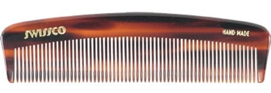 Swissco Tortoise Pocket Comb [並行輸入品]