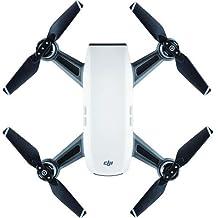 DJI Spark, Portable Mini Drone (Alpine White)