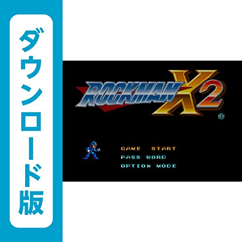 ロックマンX2 [WiiUで遊べるスーパーファミコンソフト][オンラインコード]