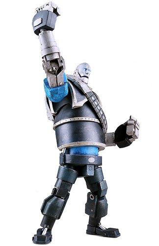 Team Fortress2 Robot Heavy Blue (1/6スケール ABS&PVC塗装済み可動フィギュア)