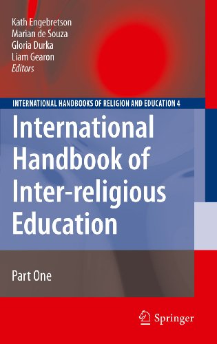 International Handbook of Inter-religious Education: 4 (International Handbooks of Religion and Education)