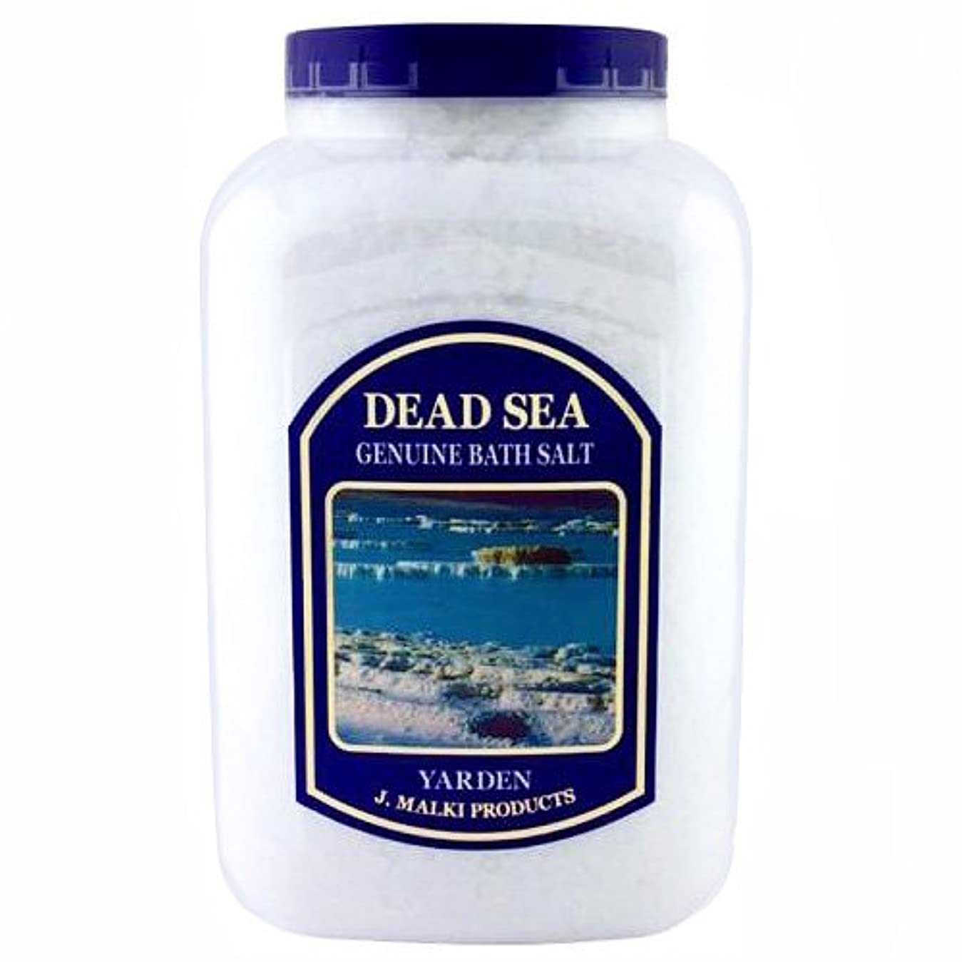 栄養締める定刻デッドシー?バスソルト 4.5kg(約45回分)【DEAD SEA BATH SALT】死海の塩/入浴剤(入浴用化粧品)【正規販売店】