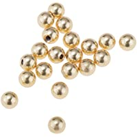 Baosity 20pcs Round 4mm Spare Ball Lip Labret Belly 16g Piercing Jewelry Replace