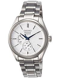 [プレザージュ]PRESAGE 腕時計 PRESAG メカニカル プレステージライン チタンモデル ホワイト文字盤 SARW041 メンズ