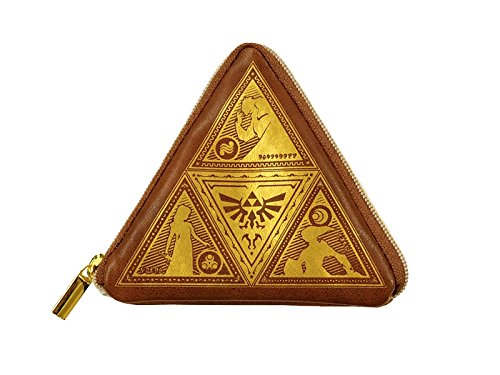 ゼルダの伝説 三角コインケース(トライフォース)   高さ9cmの詳細を見る