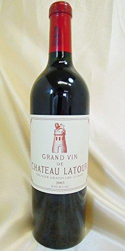 Ch. Latour シャトーラトゥール 2003