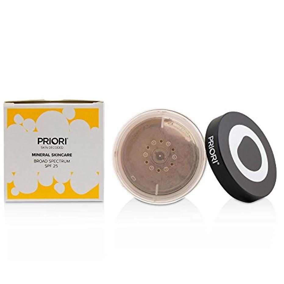 メーカー住人ドラフトプリオリ Mineral Skincare Broad Spectrum SPF25 - # Shade 5 5g/0.17oz並行輸入品
