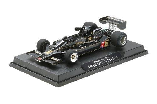 マスターワークコレクション No.104 1/20 チーム ロータス タイプ78 1977 イギリスGP No.6 完成品 21104