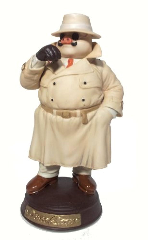 紅の豚 オルゴールコレクション トレンチコート ポルコロッソ ?時には昔の話を